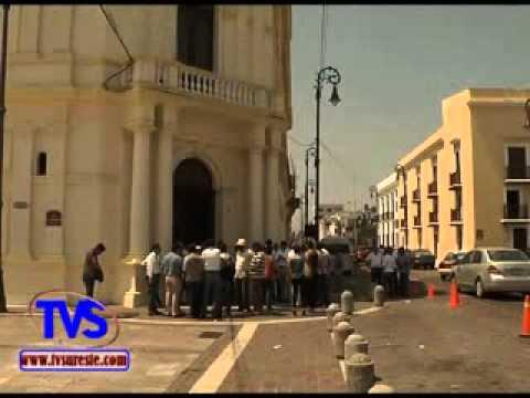 TVS Noticias.- Obras De Rehabilitación Del Bachillerato De Veracruz