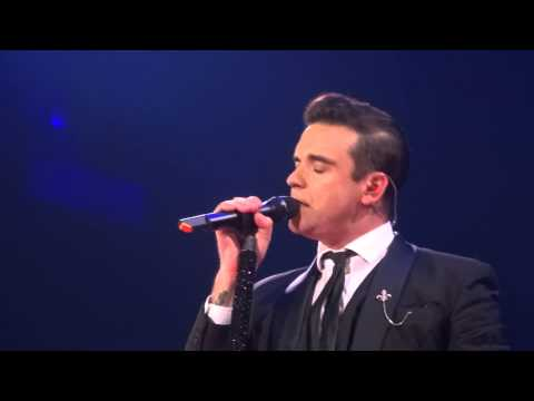 Robbie Williams - Angels (FRONT ROW) - 22-Sept-14 Brisbane HD