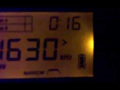 1630 khz Radio Diagonal  ,La  Plata , Buenos Aires , Argentina