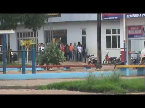 Assalto na  agencia do Banco do Brasil de Uruara 05/02/2013