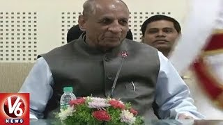 Governor Narasimhan To Inspect Kaleshwaram Project Works Tomorrow | Hyderabad