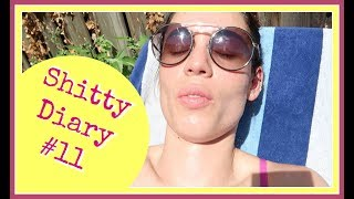 SHITTY DIARY - Nienke Plas #11 Sweaty Betty
