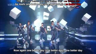 Watch Mblaq One Better Day video