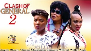 Clash of General Nigerian Movie [Part 2] - Sequel to Sabina Makosa