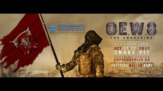 Operation End War 8 - Magfed Paintball Event
