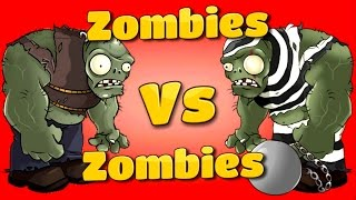 Plants vs. Zombies 2 Gameplay Zombies vs Zombies 2 Challenge (Plantas Contra Zombies 2)