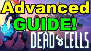 Dead Cells Advanced Guide:  Superjump -  Strats - And more tips and tricks!!!