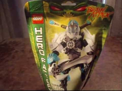 Hero Factory Brain Attack Wave 2 Review: Stormer