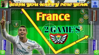 WISH YOU HAPPY NEW YEAR 2019😍ALL MY SUBSCRIBERS🗼 FRANCE🗼10🗼Million💯SOCCER STARS✌✅💯