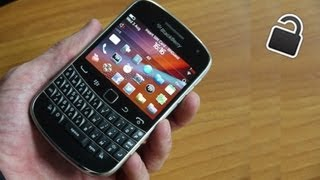 How To Unlock Blackberry 9900 - Learn How To Unlock Blackberry 9900 Here !