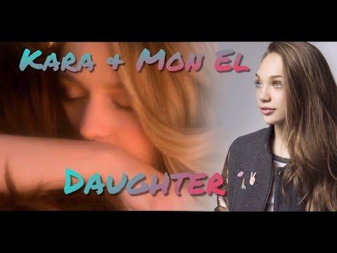 Kara & Mon El Daughter || Part 1 ||💎Crystals💎|| AU
