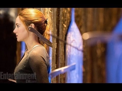 First Look: Shailene Woodley in 'Divergent'