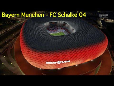 FIFA 15 - Bayern München vs. Schalke 04 @ Allianz Arena (1st Half)