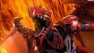 TEASER TRAILER #1 Bakugan Battle Planet--Darphyros Bakugan--