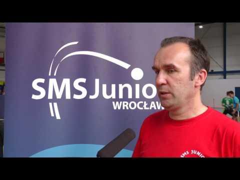 SMS Junior Wrocław: Testy Sprawnościowe 2017 - Piłka Ręczna