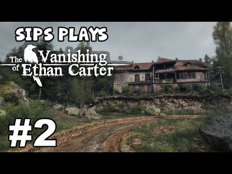 The Vanishing of Ethan Carter - Part 2 - Incredible Space Adventure