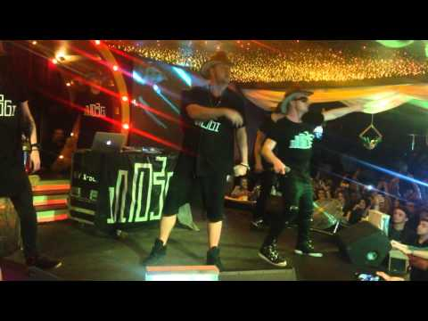Mozgi - Бармен ( live премьера)