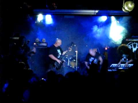 AFTER DEATH DEMON SEED/ANGEL OF DISEASE ( CUT) LIVE EL HUEVO,VALPARAISO ,CHILE,02/09/2011.