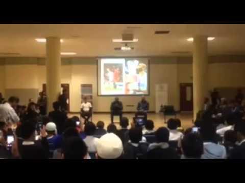 Récitation du Saint Coran par Abou Diaby