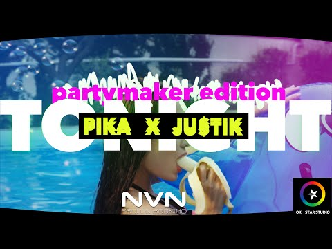 Pika (PM edition) & Justik Tonight retronew