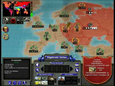 Aprende Historia con Rise of Nations