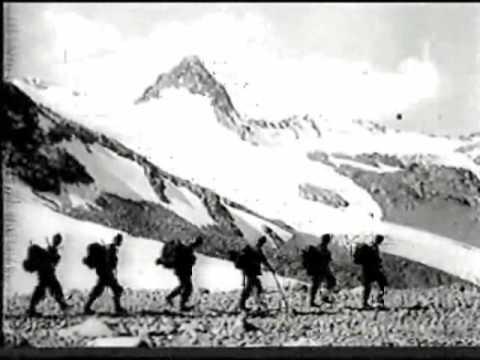 Wehrmacht Soldatenlieder - ♫ Es war ein Edelweiss ♫