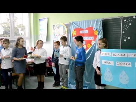 Zdrowe Odżywianie - Przedstawienie Uczniów