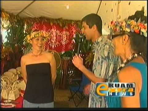 Jason Salas at the Guam Micronesia Island Fair (2 of 3)