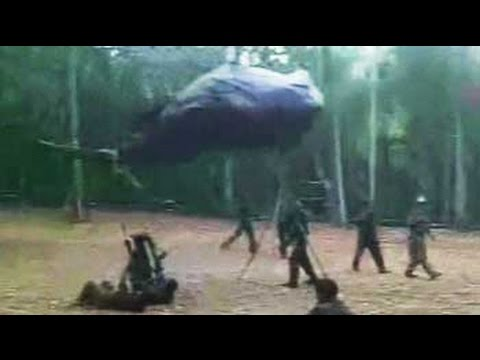 Video shows naxals training to gun down Air Force helicopters: Report