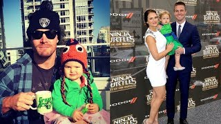 Beautiful Daughter and Wife of Stephen Amell