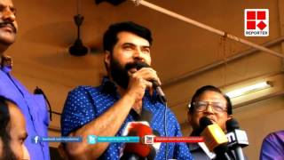 Mammootty is 65 years young; Birthday celebration in Shooting location │Reporter Live