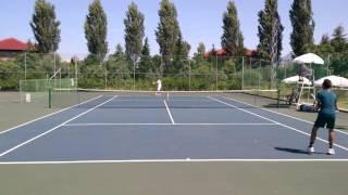 Tenis Finalja Tirana Open 2013 Part two