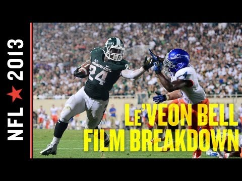 Le'Veon Bell Film Breakdown & Analysis