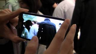 Samsung Galaxy S III Hands-On: Features