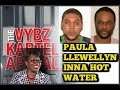PAULA LLEWELLYN INNA HOT WATER IN WORL BOSS CASE