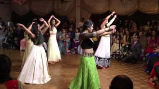 Rizwan and Mehvish Sangeet