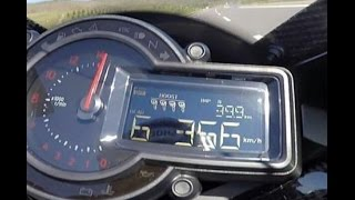 Kawasaki H2R 356 km/h in Turkey ! #turkishriders