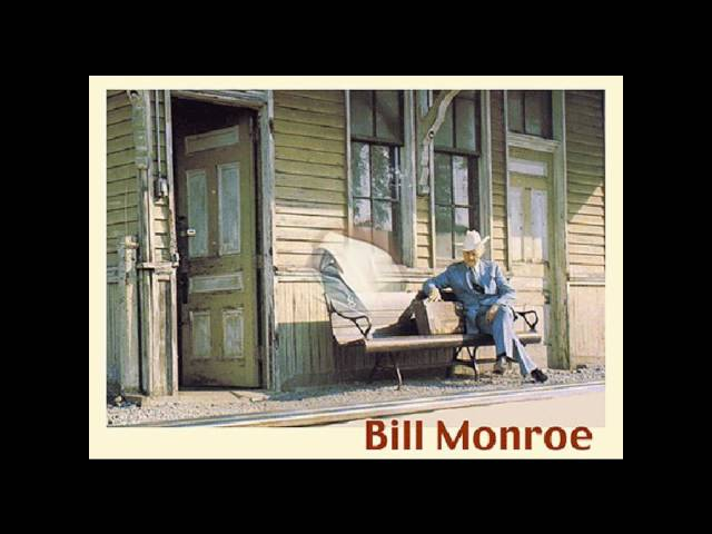 "Bill Monroe - ""Mule Skinner Blues"""