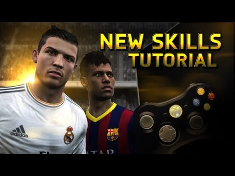 "FIFA 14 ""New Skills"" Tutorial (Xbox 360)"