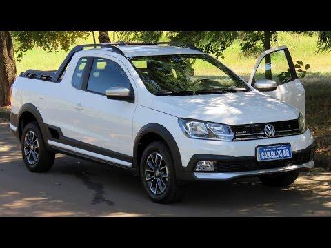 VW Saveiro Cross 2017: detalhes, consumo, desempenho e impressões - www.car.blog.br