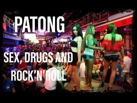 Tajlandia - Po środku Patong City/ Vlog Kreta Na Wakacjach