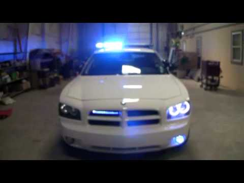 advanced automotive concepts custom lighting on dodge charger