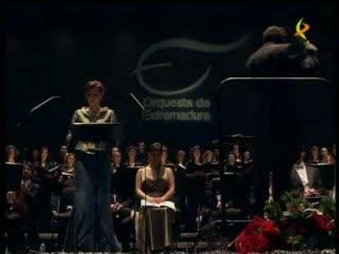 12-Recitativo(Mesías) Orquesta + Coro Extremadura