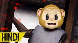 I KILLED GRANNY in GRANNY HORROR GAME - HINDI/URDU