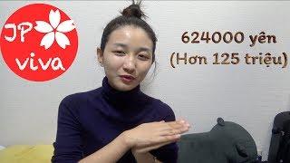 [JP viva] My tuition fee in Japan  (updated) 💴 💴 💴