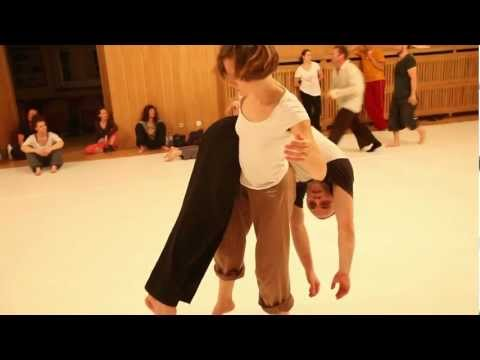 Poland Contact Improvisation Festival - Warsaw Flow 2012 - Jam