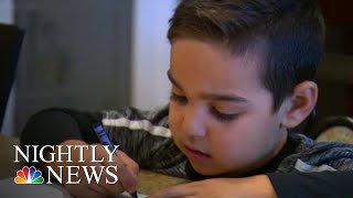 4-Year-Old Accidentally Addresses Santa Letter To Satan | NBC Nightly News