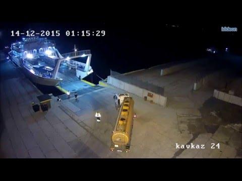 Веб камера переправа Керчь 2017 2018