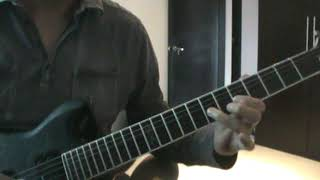 Square Hammer Guitar Solos Ghost