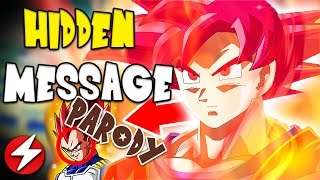 The HIDDEN Message Behind Dragon Ball Z: Battle of Gods | Hilarious DBZ Parody